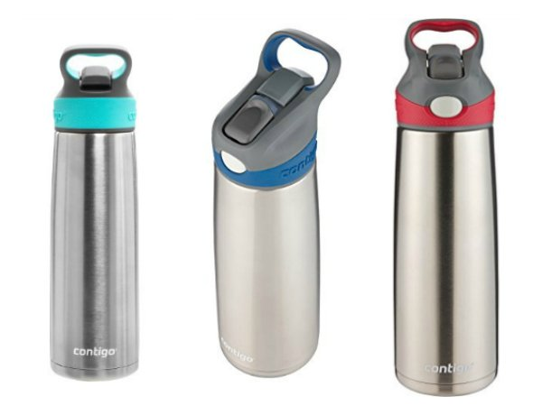 how to clean insulated water bottles